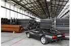 Ferrari 308 GTB, Seitenansicht, Werkhalle
