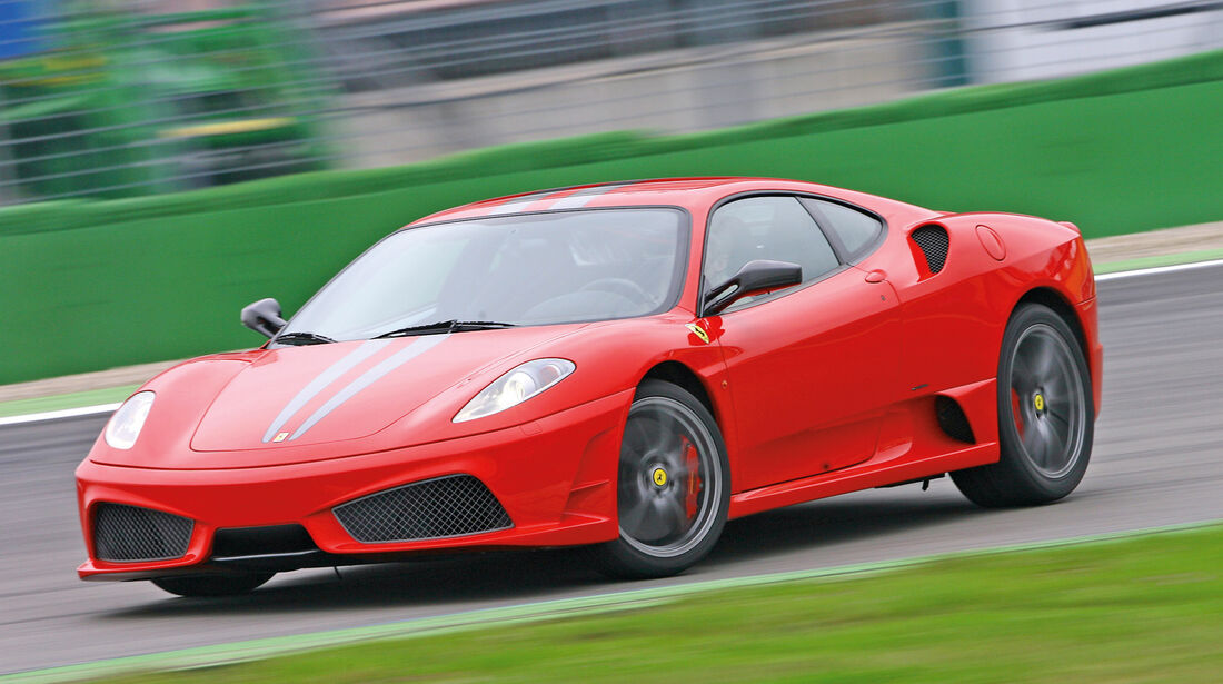 Ferrari 430 Scuderia, Frontansicht