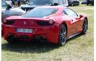 Ferrari 458 - Carspotting - 24h Le Mans 2018