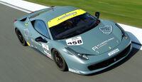 Ferrari 458 Challenge, Draufsicht