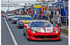 Ferrari 458 GT3 - VLN Nürburgring - 6. Lauf - 2. August 2014