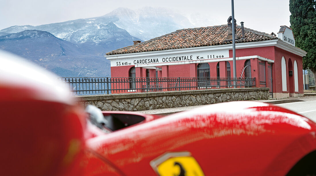 Ferrari 458 Speciale A, Kotflügel