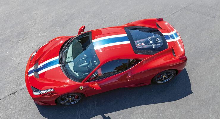 Ferrari 458 Speciale Marcus Peters Livetermin