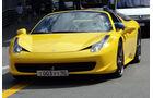 Ferrari 458 Spider - Car Spotting - Formel 1 - GP Monaco - 24. Mai 2013