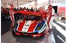 Ferrari 488 GT LM - GT-Rennwagen