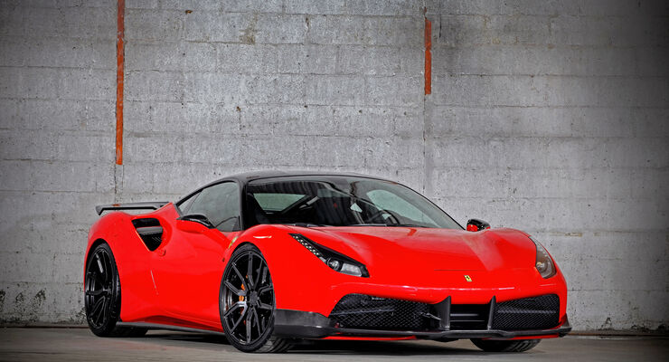 Ferrari 488 GT by VOS Performance