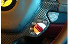 Ferrari 488 GTB, Bedienelemente