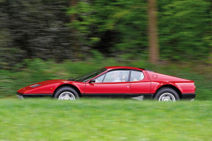 Ferrari 512 BB und Bbi