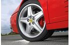 Ferrari 512 TR, Rad, Felge