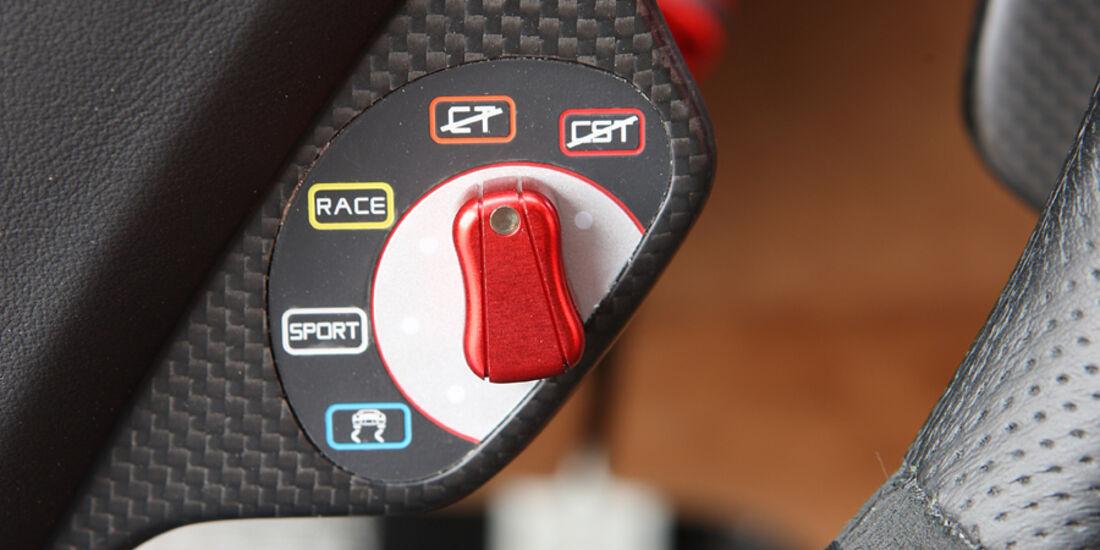 Ferrari 599 GTO Dreh-Schalter