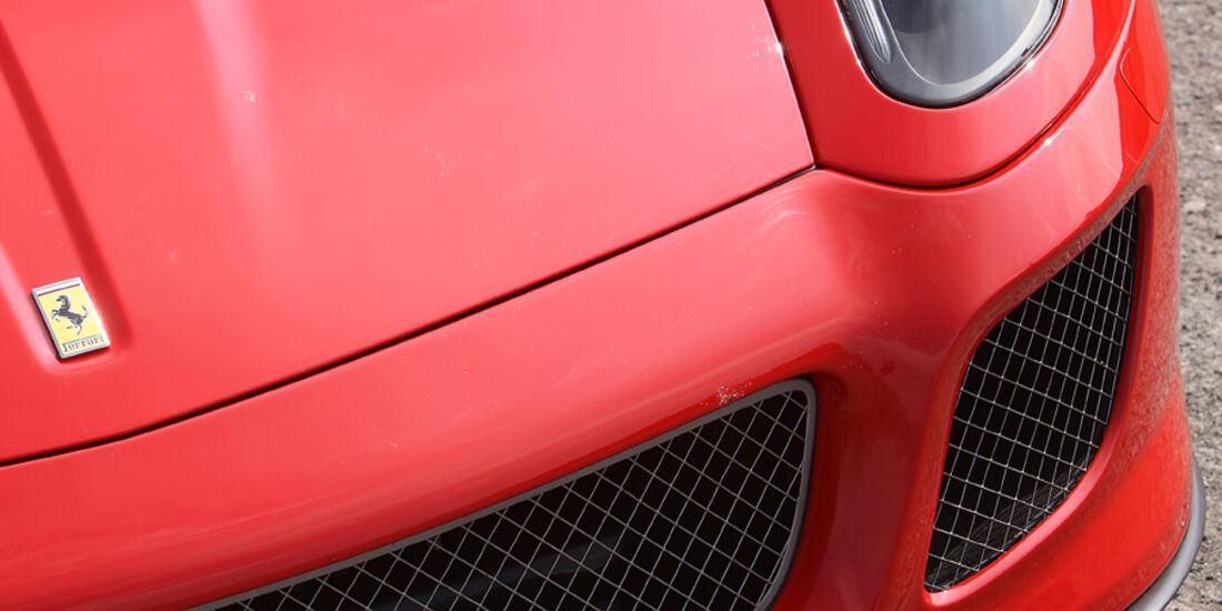 Ferrari 599 GTO Scheinwerfer Kühlergrill