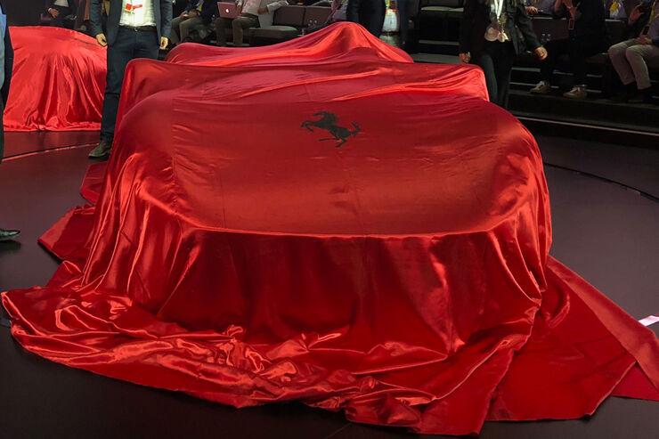 Ferrari 812 Monza SP 1 und Monza SP2