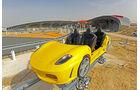 Ferrari Achterbahn Abu Dhabi