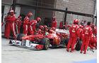 Ferrari Boxenstopp 2011