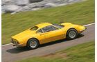 Ferrari Dino 246 GT, Seitenansicht