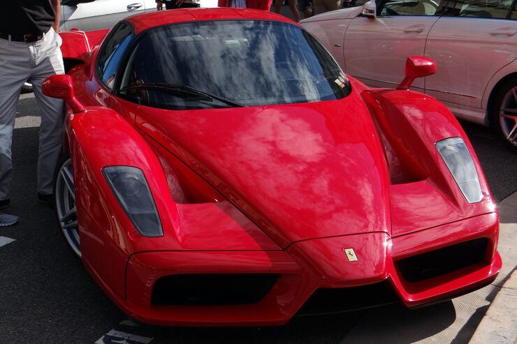 Ferrari Enzo - Car Spotting - Formel 1 - GP Monaco - 24. Mai 2013
