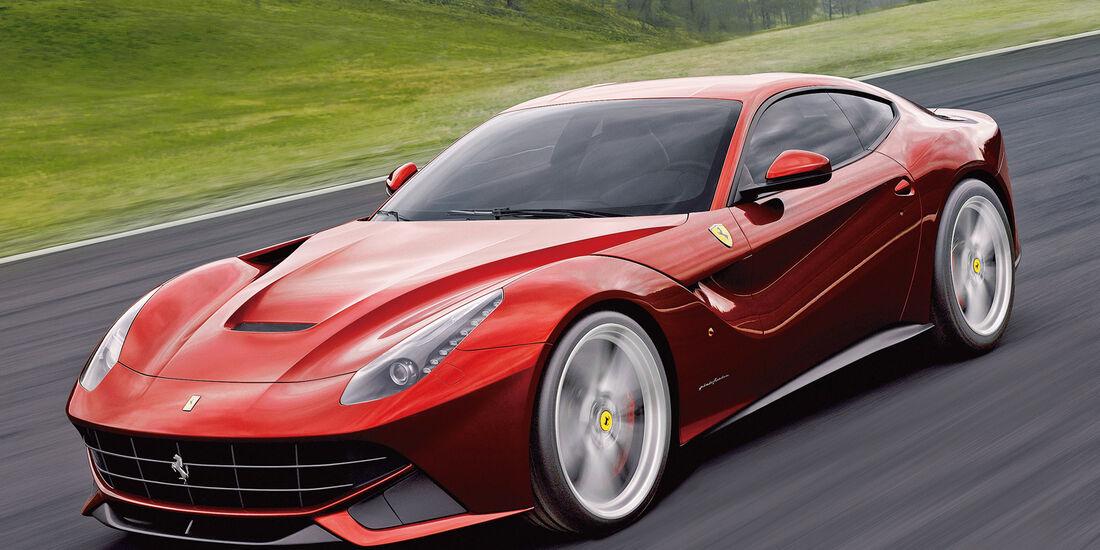 Ferrari F 12