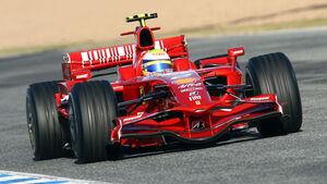 Ferrari - F1 2008