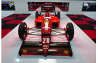 Ferrari F1-87 - F1-Legenden - Suzuka - GP Japan 2015