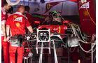 Ferrari - F1 - GP Spanien - Barcelona - Donnerstag - 12.5.2016