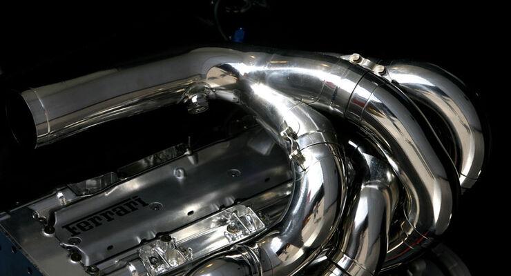 Ferrari-F1-Motor