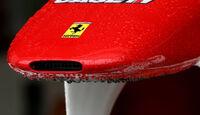 Ferrari F1-Nase