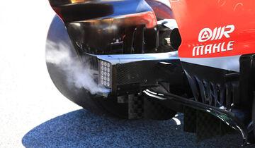 Ferrari - F1-Test - 2018