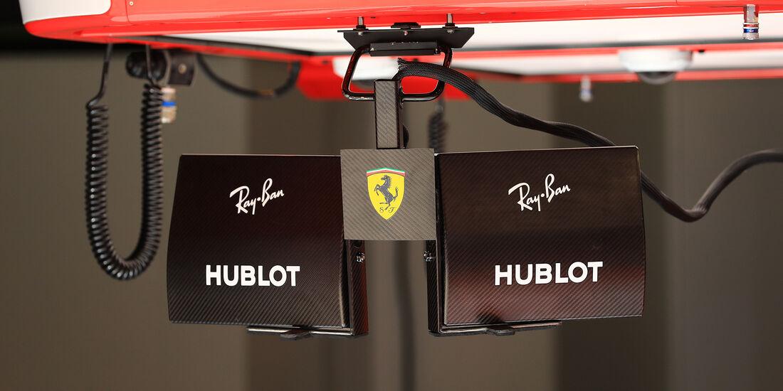 Ferrari - F1-Test - Barcelona - Tag 8 - 9. März 2018