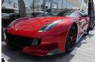Ferrari F12 TDF - Carspotting - GP Monaco 2016