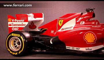 Ferrari F138 Screenshots 2013