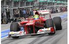Ferrari F2012 Felipe Massa GP Malaysia