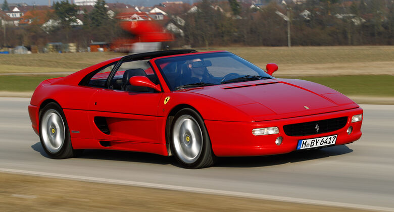 ferrari f355 auto motor und sport. Black Bedroom Furniture Sets. Home Design Ideas