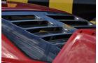 Ferrari F40, Lamellen, Lichtschutz