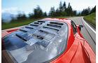 Ferrari F40, Plexiglaskuppel