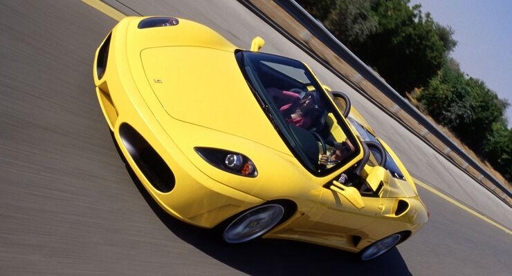 Ferrari F430 Spider - Sportwagen