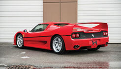 Ferrari F50 - Auktion - RM Sotheby's - Supersportwagen - V12 - Mike Tyson