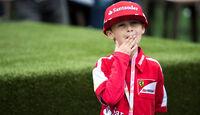 Ferrari-Fan - Formel 1 - GP Spanien 2018