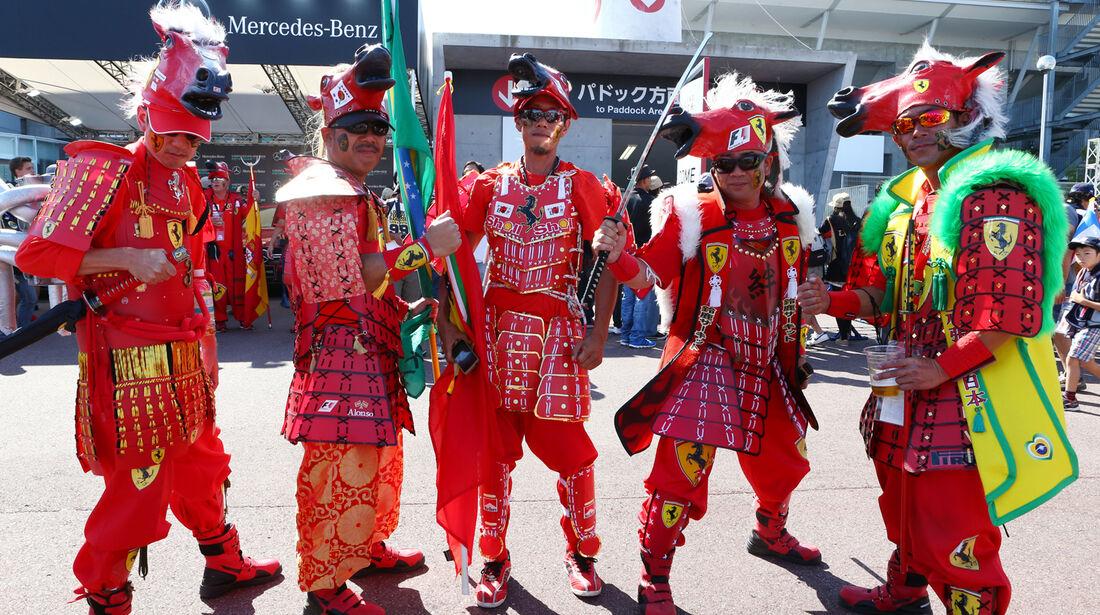Ferrari-Fan - GP Japan 2013
