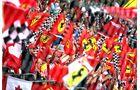 Ferrari Fans - Formel 1 - GP Italien - 01. September 2018
