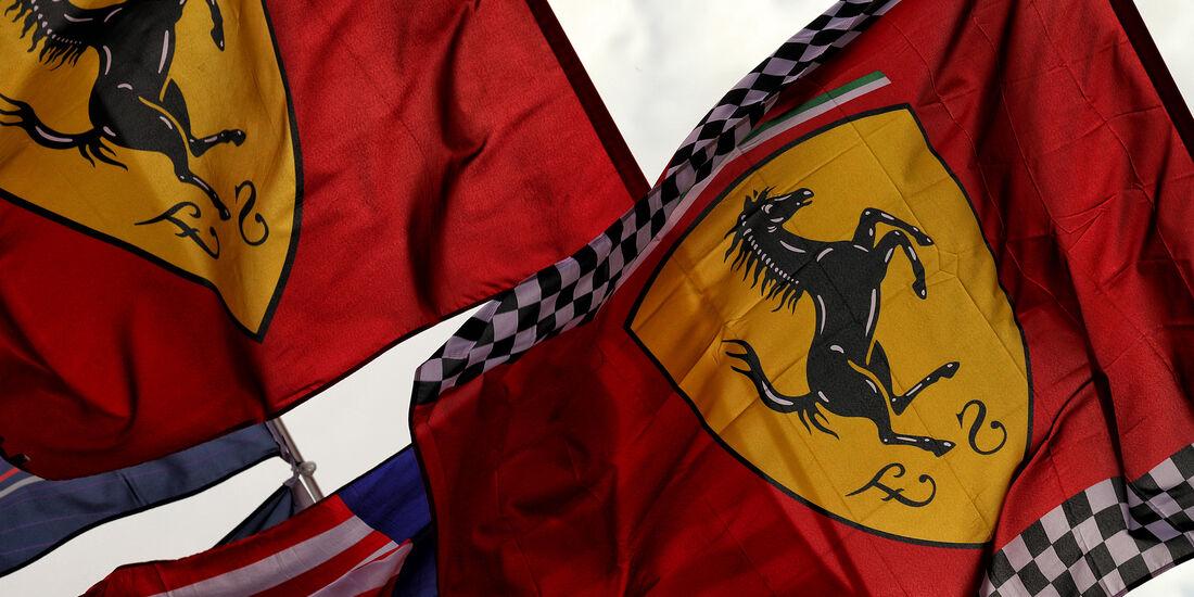 Ferrari-Fans - Formel 1 - GP Malaysia - Sepang - 30. September 2017