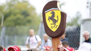 Ferrari-Fans - GP Italien 2017