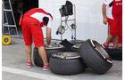 Ferrari - Formel 1 - Bahrain - Test - 1. März 2014