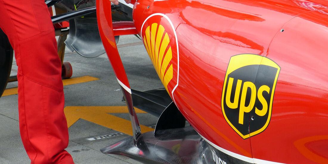 Ferrari  - Formel 1 - GP Australien - 15. März 2014