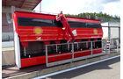 Ferrari - Formel 1 - GP Belgien - Spa-Francorchamps - 20. August 2014
