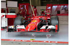 Ferrari - Formel 1 - GP Belgien - Spa-Francorchamps - 20. August 2015