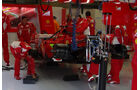 Ferrari - Formel 1 - GP Belgien - Spa-Francorchamps - 31. August 2012