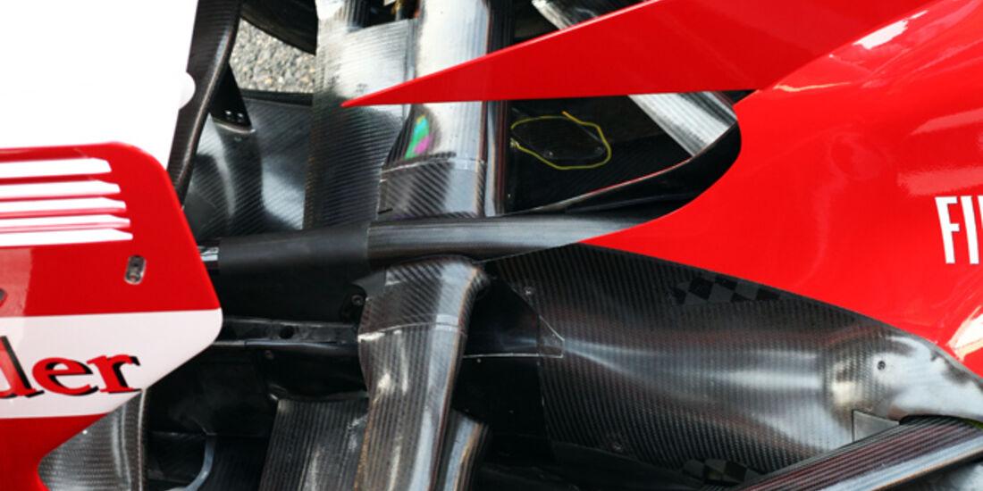 Ferrari - Formel 1 - GP China - 11. April 2013