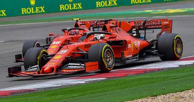 Ferrari - Formel 1 - GP China 2019