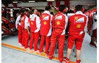 Ferrari - Formel 1 - GP China - Shanghai - 18. April 2014