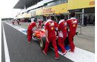 Ferrari - Formel 1 - GP Japan - Suzuka - Freitag - 7.10.2016